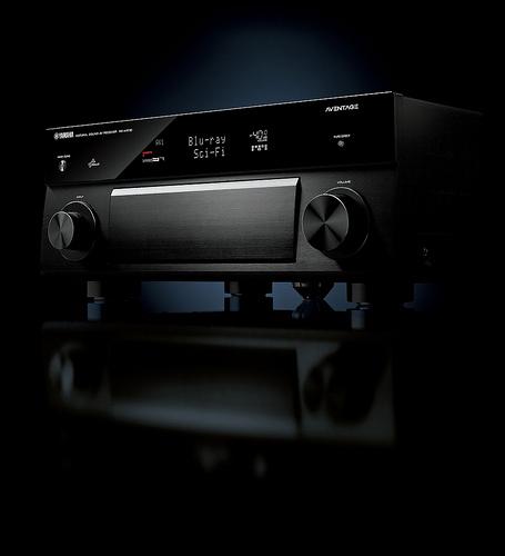 AV-ресивер Yamaha RX-A1010