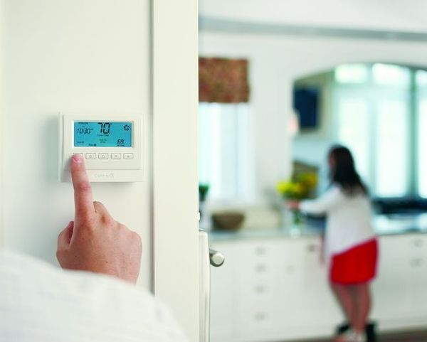 Climatic system for a smart house