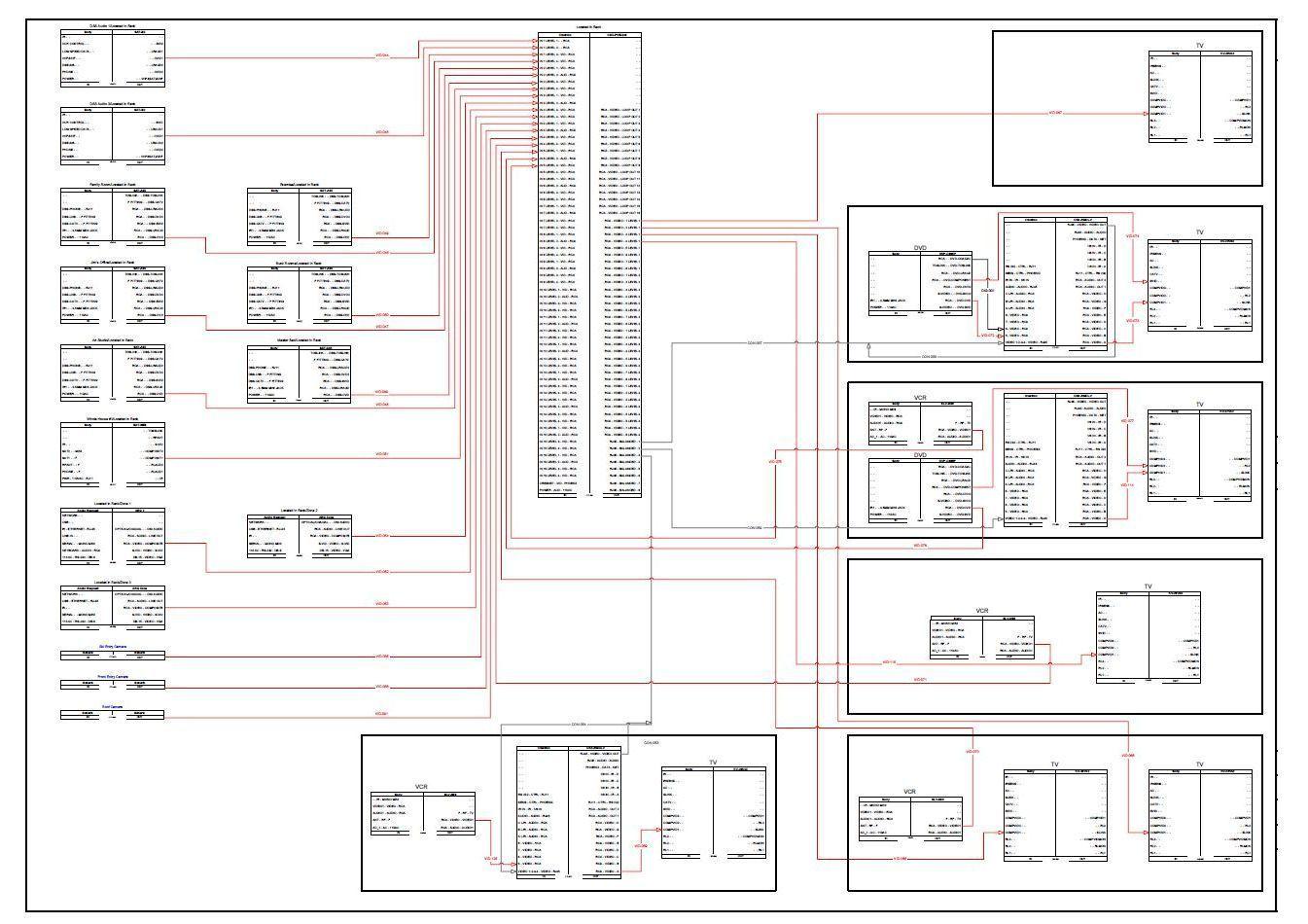 Проект дома на две семьи - один дом, две квартиры - DOM4M